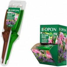 BIOPON ELIXIR DUO univerzalna prihrana za cveće 35 ml.